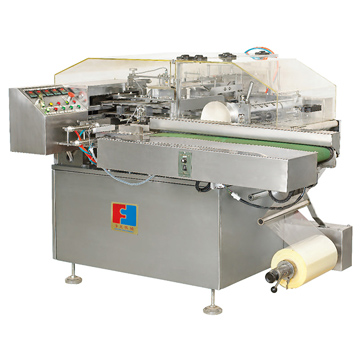 FFT series automatic cellophane(clear film)over wrapping machine