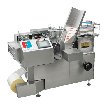 FFT-C1 cellophane wrapping machine