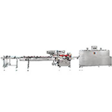 3 servo motor control auto feeding system