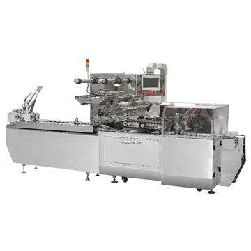 FFA-SD double horizontal sealing plastic medicine board high-speed packaging machine