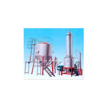Closed cycle spray drying equi