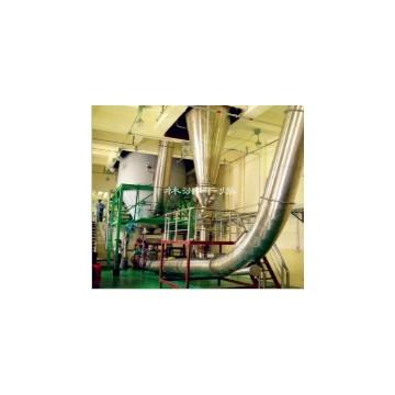 Spray drying equipment for pow