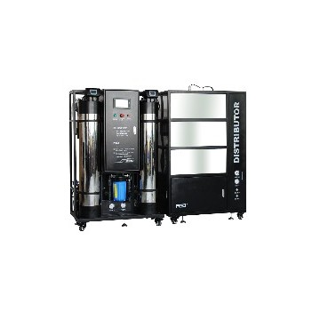 Central water purification system serires