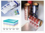 Contact NowPET/AL/PE Laminated Films with paper(OHP) For Medicine