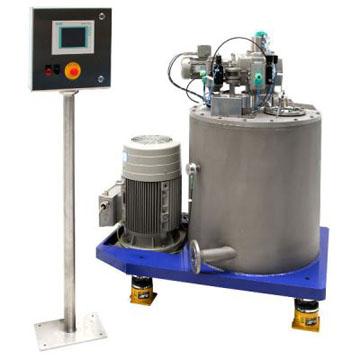 Classifying centrifuges