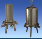 The manufacturer supplies the sanitary filter stainless steel titanium bar filter