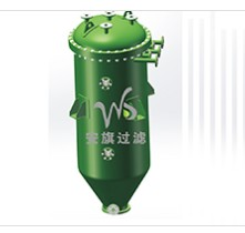 Solid-liquid separation filter is a full plastic anti-corrosion filter