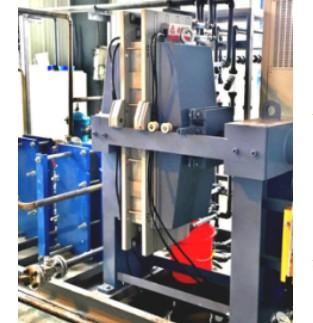 Electrodialysis apparatus EX5B