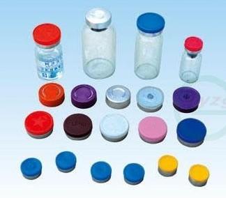 Cap for bottle of antibiotic