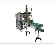 The zp-300 bottle packing machine