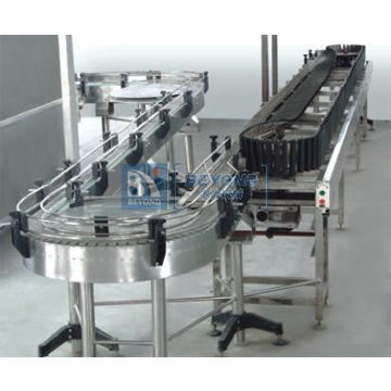 turning over sterilization chain
