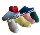 Special shoes for clean room/sterile room