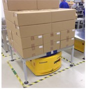 Shelf robot AGV