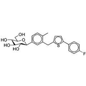 Canaglifozin