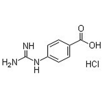 4-Guanidinobenzoic acid HCL