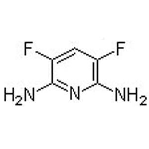 2,6-Diamino-3,5-difluoropyridine