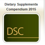 Dietary Supplenments Compendium 2015