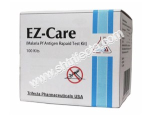 Malaria pf Antigen Rapid Test Kit