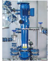 Ex stirrer drives, shaft sealing, agitators