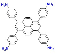 4,4',4'',4'''-(pyrene-1,3,6,8-tetrayl)Tetraaniline