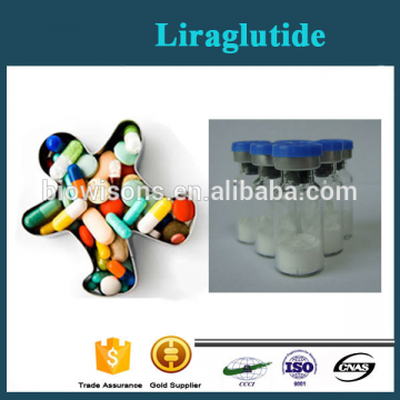 High purity Liraglutide, Medicine grade ,Cas No.: 204656-20-2