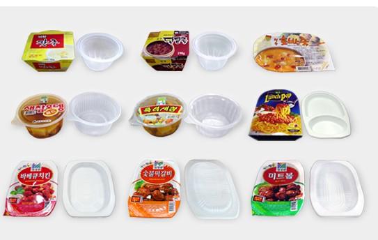 Retort tray/ Lid