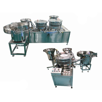 WZD Series Assembly Machine for I.V.Plastic Container Sealing Caps(Pull-off)