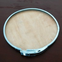 Round drum iron hoop cover