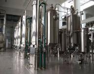 External circulation evaporator