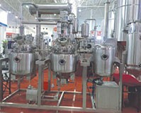 Ultrasonic Extraction Concentration Unit