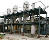 Industry waste water evaporator