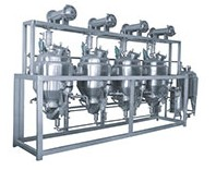 Multi-purpose Countercurrent Extraction Tank Group