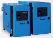 Calender, film temperature control machine