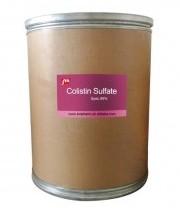 Veterinary soluble powder poultry medicine colistin sulfate,Medicine raw material Colistin sulfate P