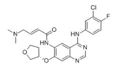N-(4-((3-chloro-4-fluorophenyl)amino)-7-(((3s)-tetrahydro-3-furanyl)oxy)-6-quinazolinyl)-4-(dimethyl