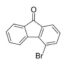 9H- Fluoren- 9- one, 4- bromo-