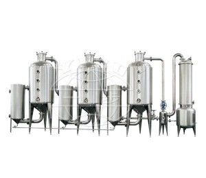 SZ Series Triple -effect multi-Function Evaporator