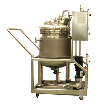 Tangential Flow Ultrafiltration System