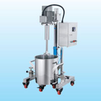 BX lift speed disperser