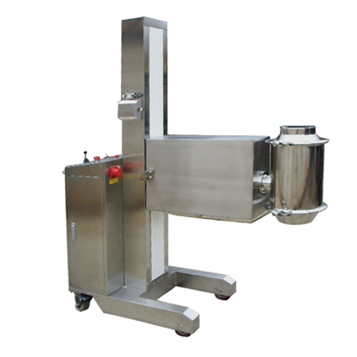 ZLY series lifting mill cum sifter