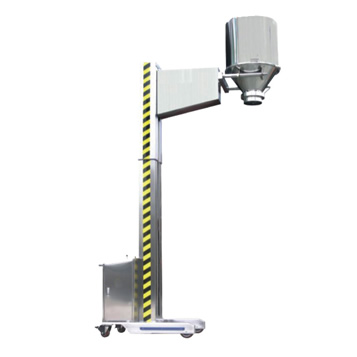 SLYS Series Lifting Discharge(Movable & Telescopic Type)