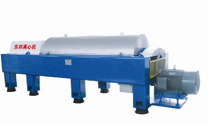 DWL650A/720 Horizontal Decanter Centrifuge