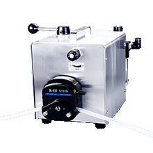 Electroplating Chemicals Explosion Proof Peristaltic Pump/QT600