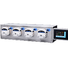 Multi Channel Filling Peristaltic Tubing Pump/GS600
