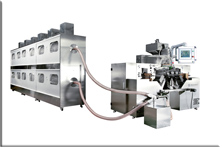 YWJ250-IIIA High-speed Softgel Encapsulation Machine (Servo-motor)
