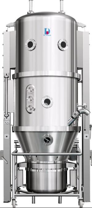 FBG Series Fluid-bed Granulator