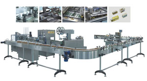 Automatic Vial Packing Production Line(for ten