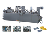 DPP-250FII/FIII Flat Type Tropical Blister Packing Machine