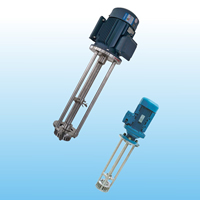 BX interval high-shear homogenizer