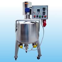 Fermenting tank dispensing tank2